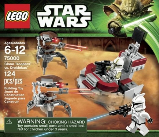 Buy LEGO Star Wars Clone Troopers vs Droidekas on Amazon.com