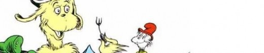 Read Green Eggs and Ham in 8 Languages