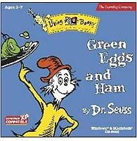 Green Eggs and Ham CD Rom on Amazon.com