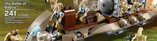 Star Wars 2011 Lego Sets