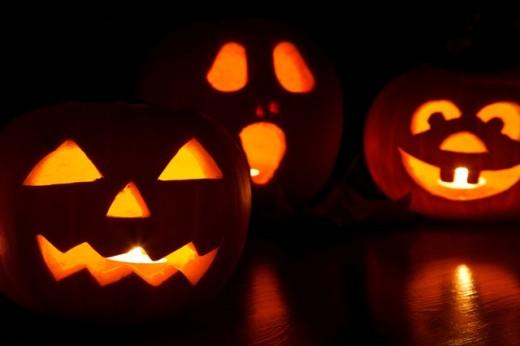 Halloween Jack-o-Lanterns Rock!