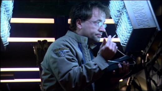 "Screencap from ""Thirty Eight Minutes"" (Stargate: Atlantis 2004)"
