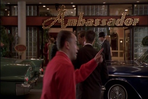 Screencap from Stealing Sinatra