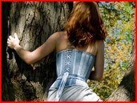 http://www.ecouterre.com/recycleddenimchallenge/blue-jean-corset/