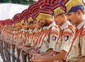 Tribute to police in India on october 21