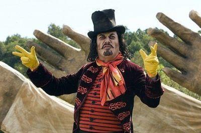 Eddie as Mr. Kite