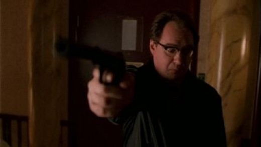 "As Timothy Landau in ""Three of a Kind"" (X-Files)"