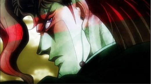 When Jojo meets Kakyoin