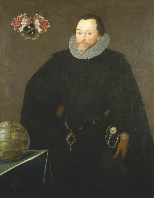 Sir Francis Drake Was The First Englishman To Navigate The Globe