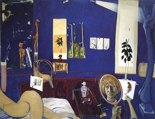 Brett Whiteley -1976