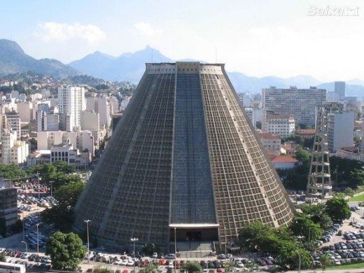 Rio's Cathedral