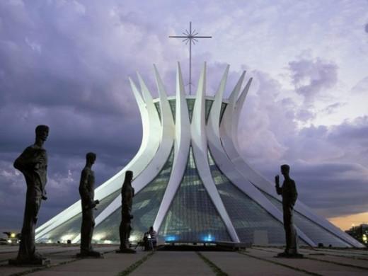 Brasila's Cathedral