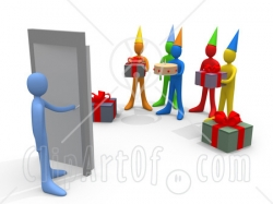 Surprise Birthday Party Idea