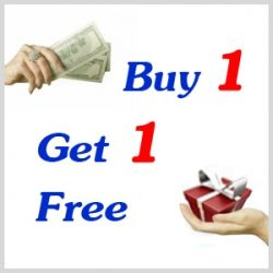 Buy One Get One Free Birthday Present Ideas for Gifts