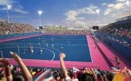 Riverbank Arena - Temporary for Field Hockey
