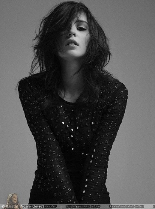 Lucie Jones Modeling Picture