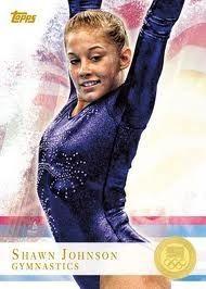 Shawn Johnson, USA Gymnastics
