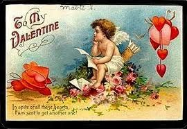 Ellen Clapsaddle Valentine Postcard