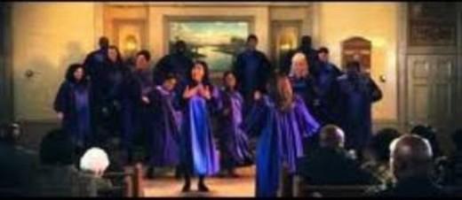 """The Choir from """"Joyful Noise"""""""