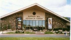 Entrance - Buffalo Bill Historical Center