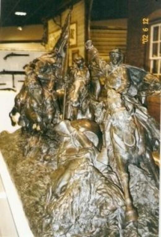 Remington Sculpture