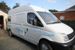 Converting a Panel Van Into a Campervan / Motorcaravan