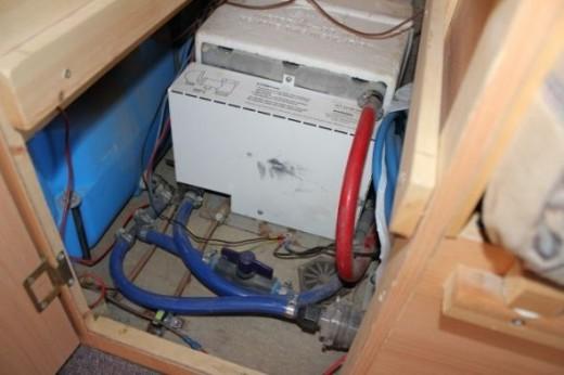 Propex water heater