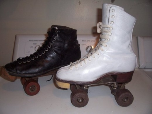 Loved to rollerskate! Hated to fall though.