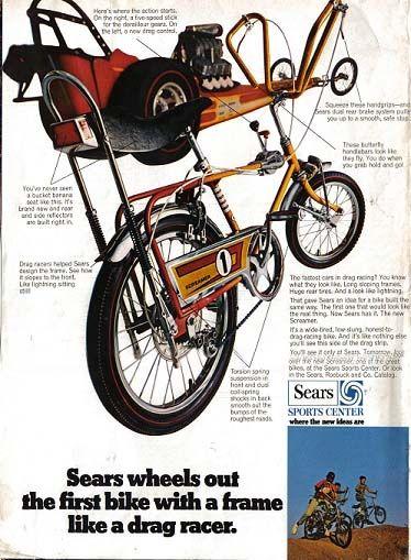 I think I'll find one of these for my son. He's 27, think he'd ride it?