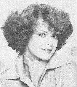 one of many hairstyles of the 70's