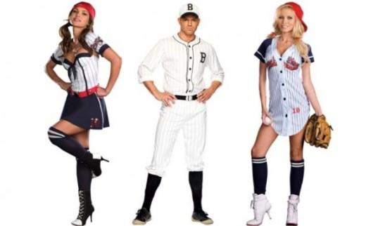 baseball costumes
