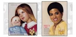 breck girls! breck shampoo ad