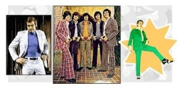 the osmond brothers and fashions!