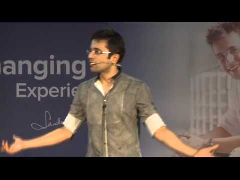 Sandeep maheshwari at life changing seminar