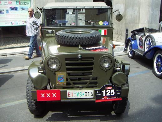 Alfa Romeo 1900 M AR51 Matta  (c) Julie-Ann Amos