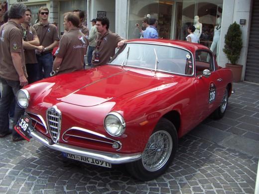 Alfa Romeo 1900 Super C (c) Julie-Ann Amos