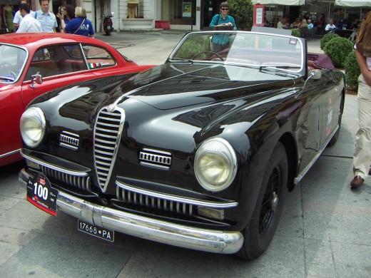 Alfa Romeo 6C 2500 SS (c) Julie-Ann Amos