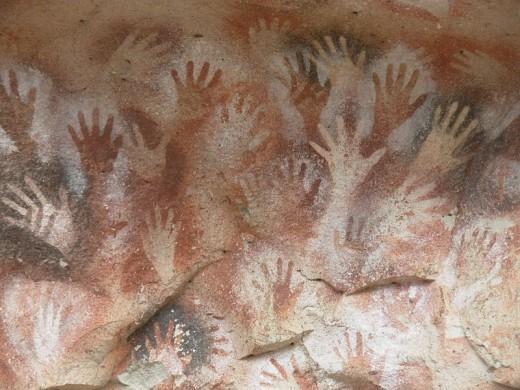 Cueva de las Manos in Argentina