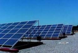 La ventaja del uso de los paneles solares