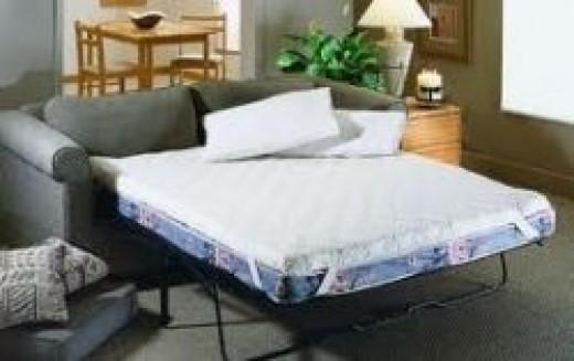 mattress pad for sofa bed