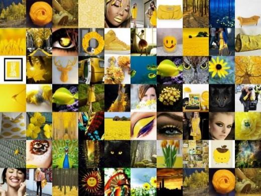 Yellow Chakra ARt