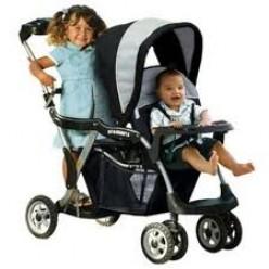 Toddler Stand for Stroller | Universal Stroller Standing Platform | Stroller Board Attachments | Sit or Stand Toddler Se