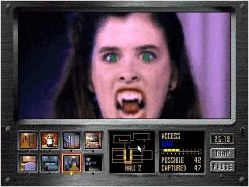 Night Trap led to the creation of the video game ratings system. The horror game itself was Rated M for Mature.