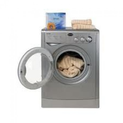 Portable ventless dryer for clothes