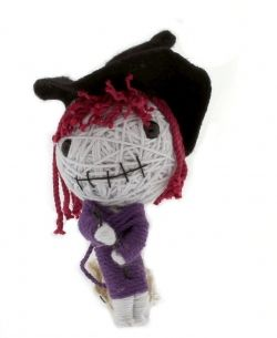 Witch Voodoo Doll Oranament