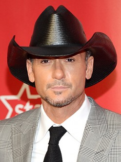 Tim McGraw: Random Fun Facts