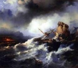 The Five Best Shipwrecks on Film