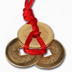 Feng Chui Lucky Coins