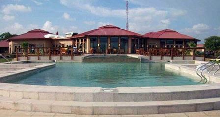 Kendeja Resort outside Monrovia