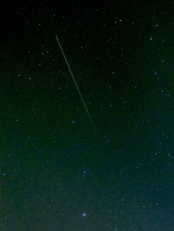 Perseid Meteor Shower, Credit: andyspictures on flickr (used under Creative Commons License)